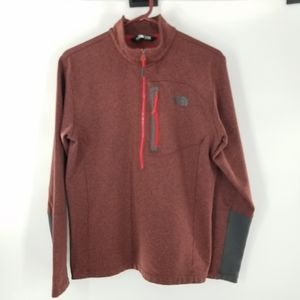 The North Face 1/2 Zip Pullover Jacket